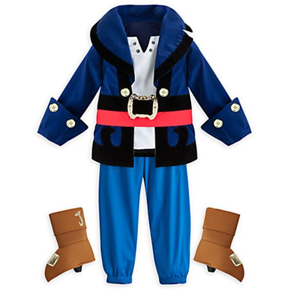 Captain Jake Jake And The Neverland Pirates Idk0009 Gading Kostum